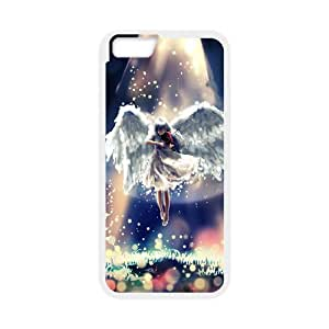 "PCSTORE Phone Case Of Fantasy Angel For iPhone 6 Plus (5.5"")"