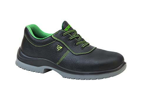 Dunlop Aquila Low S3 Chaussures de protection (pointe de composite, semelle textile antiperforación, Taille 41)