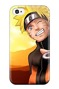 Iphone Cover Case - Free Sunny Naruto 90396 Protective Case Compatibel With Iphone 4/4s