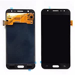 New Screen J500F J500M/DS LCD Display Digitizer Touch Screen Assembly Can Adjust Brightness (BLACK)