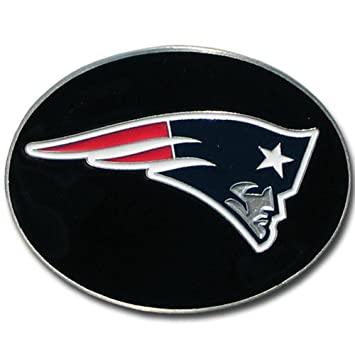 Amazon nfl new england patriots logo buckle belt buckles nfl new england patriots logo buckle voltagebd Choice Image