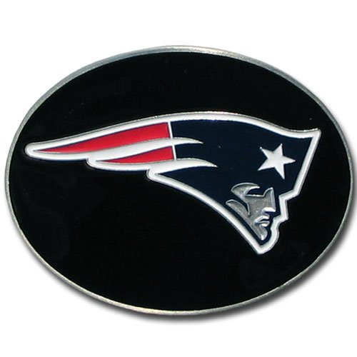 NFL New England Patriots Logo Buckle