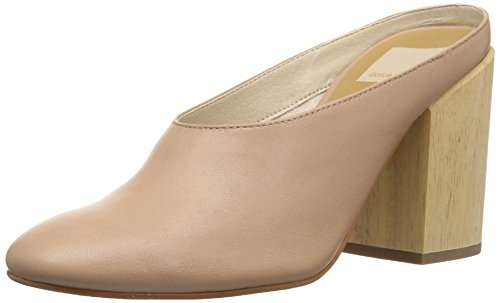 Dolce Vita Women's Caley Mule, blush leather, 8 M US