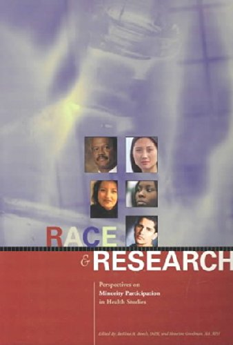 Race & Research: Perspectives on Minority Participation in Health Studies