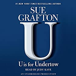 U Is for Undertow