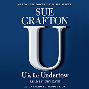 U Is for Undertow Hörbuch