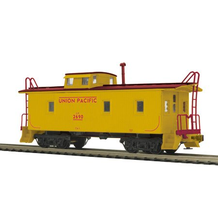 Bestselling Model Train Cabooses