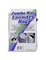StealStreet SS-KI-GH014 Jumbo Size Laundry Bag with Drawstring