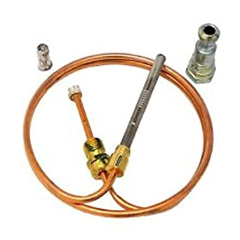 how to clean a thermocouple on a gas furnace