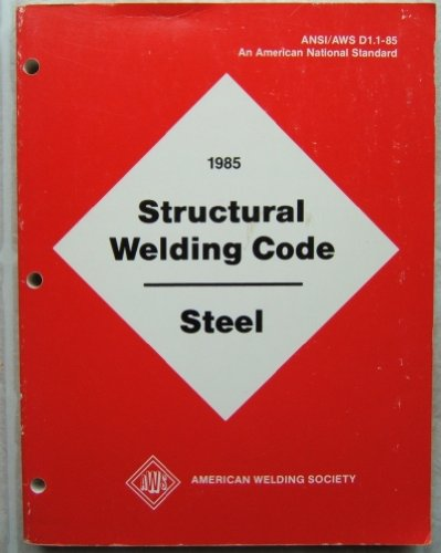 1985-structural-welding-code-steel-ansi-aws-d11-85