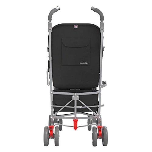 Maclaren Techno XLR Stroller, Black/Silver by Maclaren (Image #1)