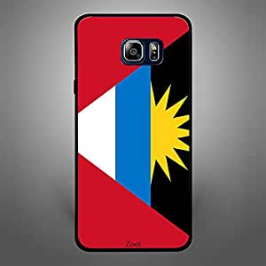 Samsung Galaxy Note 5 Antigua Flag
