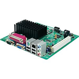 Intel D2500HN Intel NM10 Express NA (CPU integrada) Mini ITX - Placa base (SO-DIMM, DDR3-SDRAM, Intel, Atom, NA (CPU integrada), SATA, Serial ATA II)