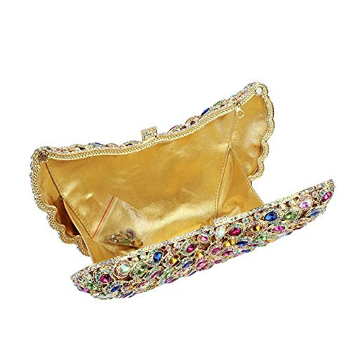 Diamants Pack Luxe Dîner Sac Soir De De à Diamants Main 3 Pierres Du De De Sac Précieuses wY4xzWHAq