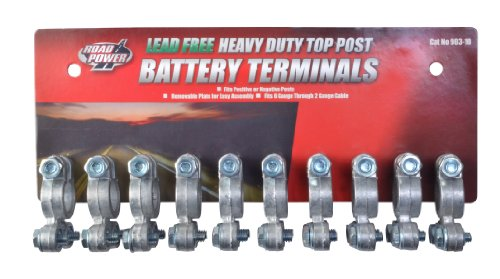 Road Power 903-10 Top Post Battery Terminal
