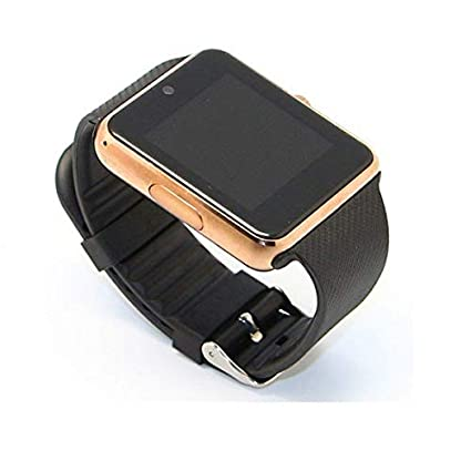 Amazon.com: GT08 Bluetooth Smart Watch with SIM Card Slot ...