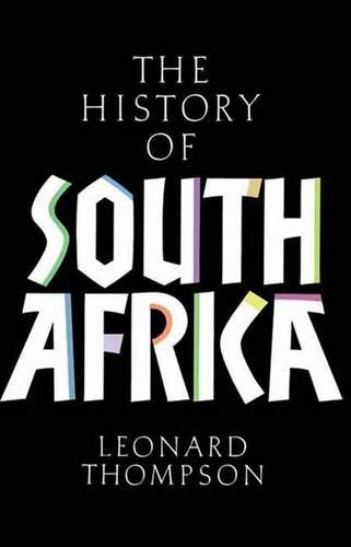 A History of South Africa, Third Edition