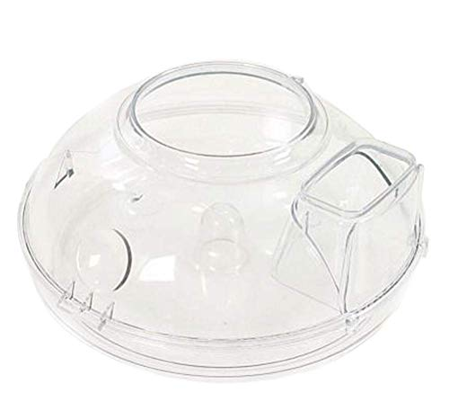 Pan Replacement Water (Galapagoz Water Basin Pan Bowl Tank Bowl 2 QT Clear for Rainbow Vacuum E Series E2 Replacement Spare Part US)