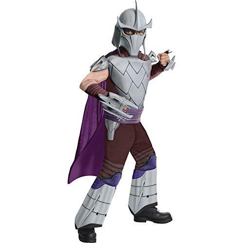 Teenage Mutant Ninja Turtles Deluxe Shredder Costume, -