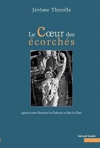 Book's Cover ofLe coeur des écorchés