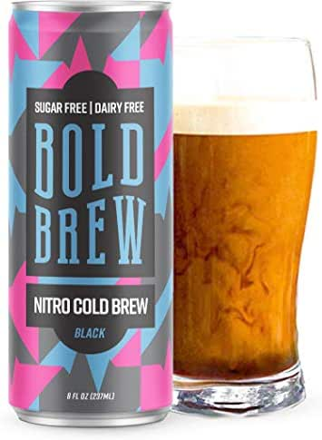 Coffee Drinks: Bold Brew Nitro Cold Brew