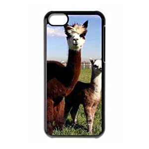 Protection Cover Hard Case Of Lama Pacos Cell phone Case For Iphone 5C