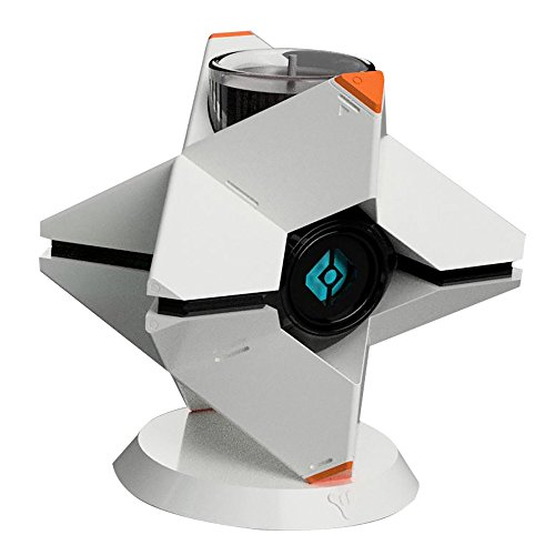 Official Destiny Ghost Candle Holder and Planet Scented ()