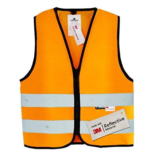 Salzmann 3M Children's Safety Vest, made with 3M Reflective -