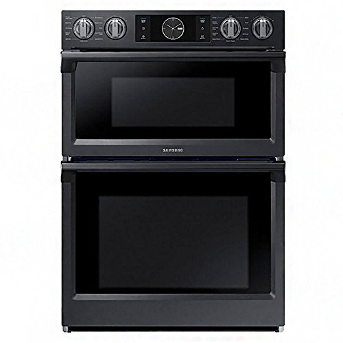 Samsung NQ70M7770DG / NQ70M7770DG/AA / NQ70M7770DG/AA 7.0 Cu. Ft. Flex Duo Combination Black Stainless Electric Wall Oven