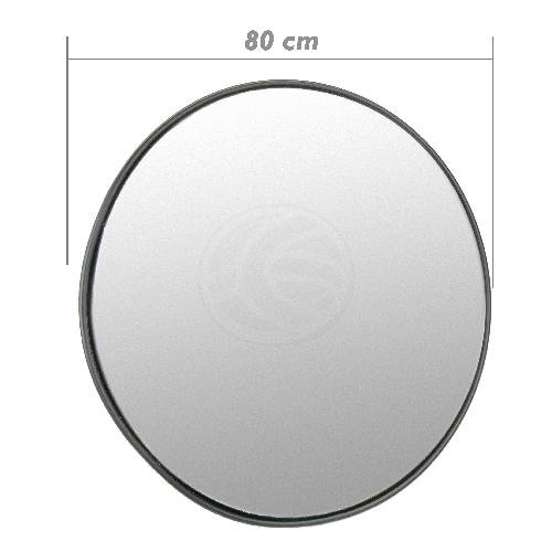 Cablematic-Sicherheit Spiegel konvex Überwachung Innen 80cm