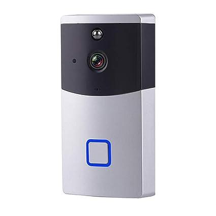 KCaNaMgAl Timbre Inteligente, cámara de Alarma de visión ...