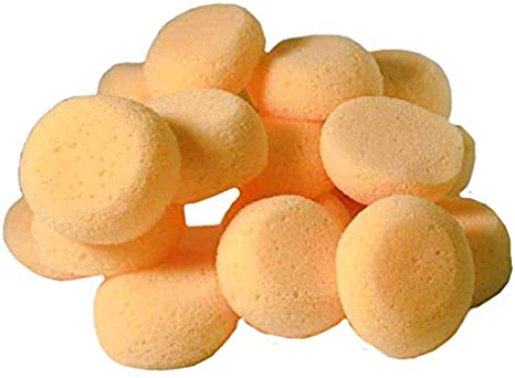 Household Use /& More Crafts Ceramics 3-1//2 Inch Round Synthetic Silk Sponges for Painting Pack of 10 Sponges