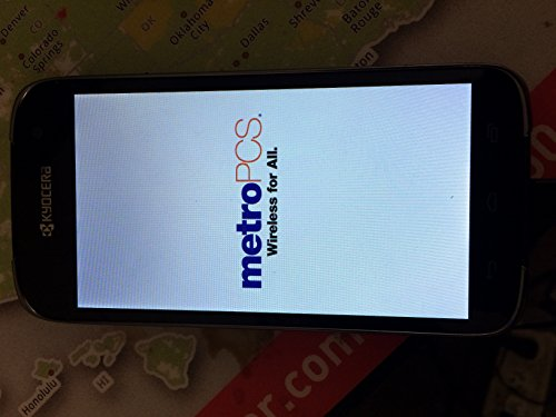 Kyocera Hydro Andorid SmartPhone Contract