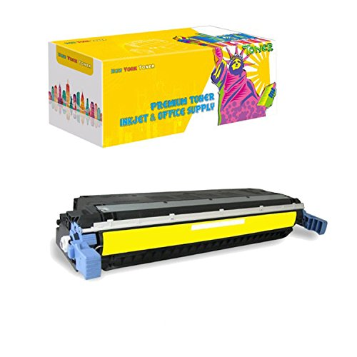 - New York Toner TM New Compatible 1 Pack C9732A High Yield Toner for HP - Color LaserJet: Color LaserJet 5500. --Yellow