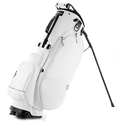 Vessel Bags 2018 Player 6-Way Stand Bag White/White NEW Bag Vessel