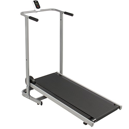 Best Choice Products Portable Folding Incline Treadmill for Home Gym, Cardio Fitness Exercise