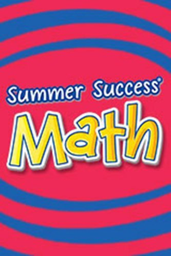 Summer Success Math: Spanish CD-ROM Grade 7 2008 by GREAT SOURCE