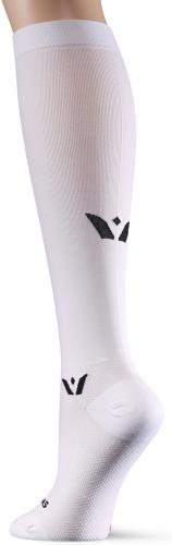 Swiftwick Twelve Aspire Socks (Medium, White)