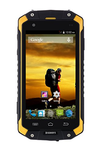 Futuretech V9 4.5 Inch IP68 Waterproof 3G Unlock Smartphone