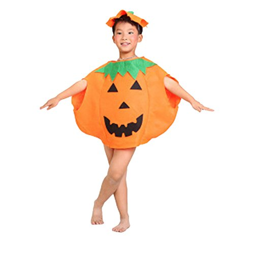 CXZC Pumpkin Halloween Fancy Dress Party Adults Kids Cosplay Costume Outfit Splendid - Party Favors for Party, Halloween, Christmas -