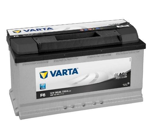 F6 - Varta Black Dynamic Car Battery (017):