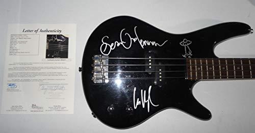 Signed The Claypool Lennon Delirium Autograph Bass Guitar Certified Jsa # BB02271