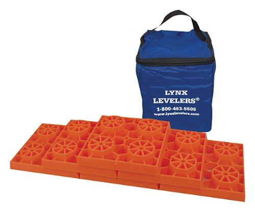 Tri-Lynx 00015 Lynx Levelers, (Pack of 10) (Leveling Kits Camper compare prices)