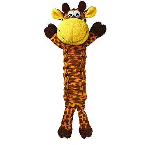 KONG Bendeez-Giraffe Toy, Large