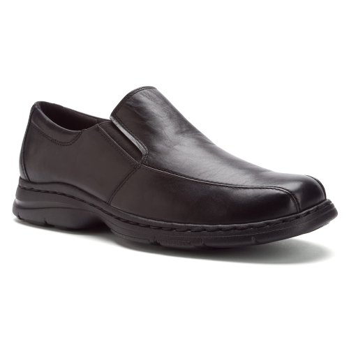Dunham Mens Blair Slip-On Black