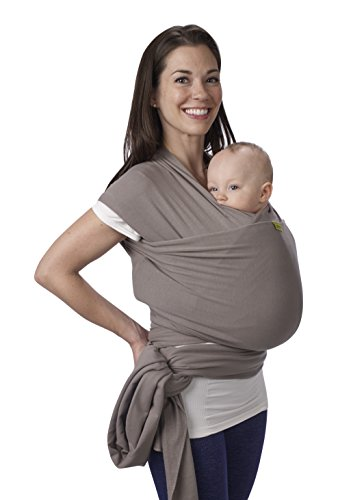 Large Product Image of Boba Wrap, Grey, 0-36 Months