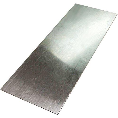 TPF Comercial 0007672800008 - Cuchilla de rascar (150 x 60 x 0.8 mm) 37/150