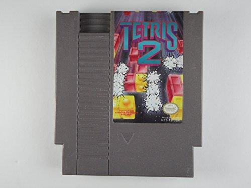 Tetris 2 nintendo entertainment system