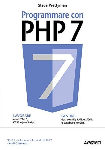 Programmare con PHP 7 (Italian Edition)