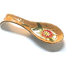 Dlusso Sunflower Ceramic Spoon Rest